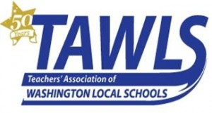 TAWLS 50th logo